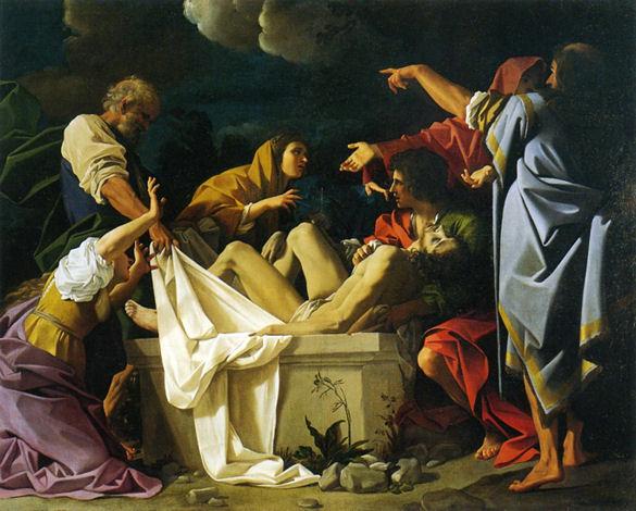 「キリスト 墓に葬られる 画像」の画像検索結果